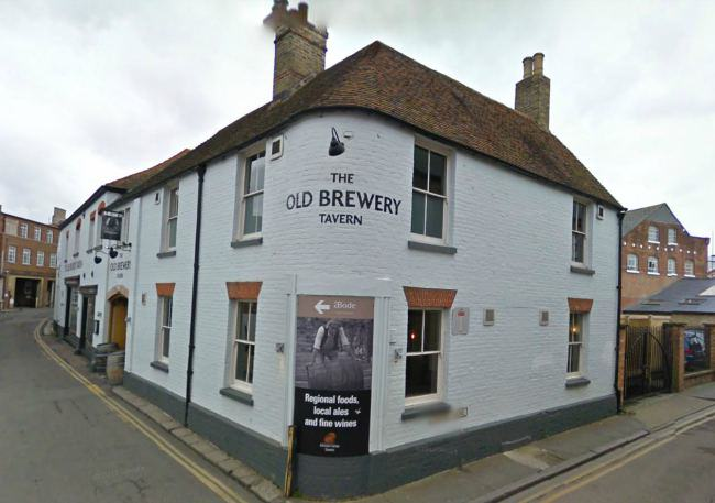old brewery tavern canterbury Students Set Record After Drinking 5,000 Jagerbombs In One Night