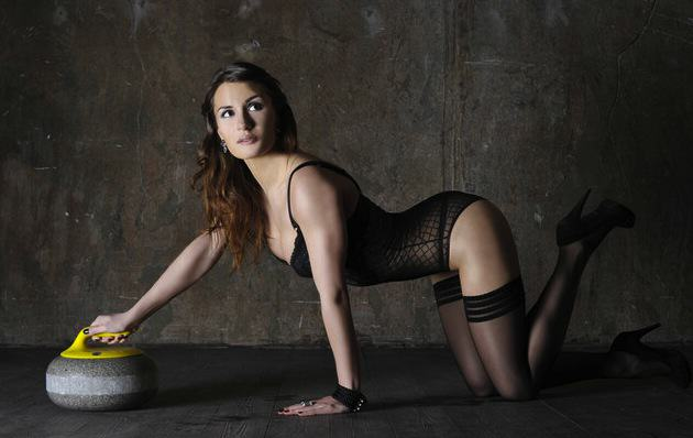 2 Anna Sidorova Russia Curling 18 Reasons Why The Winter Olympics Are Hotter Than The Summer Olympics