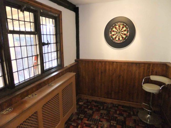 Birmingham House For Sale On Right Move Has Pub In Back Garden! garden pub 4