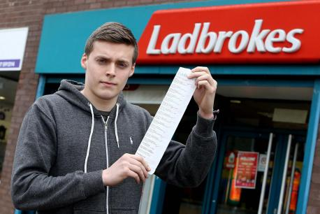 el1ladbr 2503 dw Punter Told His £1M Winning Accumulator Is Worthless