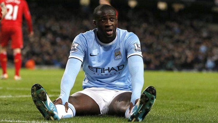 71962560 969bf54b d3b0 418b adfd 2abd486a636c Yaya Toure Not Happy With Manchester City, Again