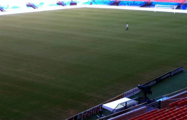 ad 137405956 This Is The Pitch England Will Be Playing Their First Match On