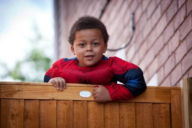 ad 137744552 Four Year Old Spiderboy Keeps Escaping From Home