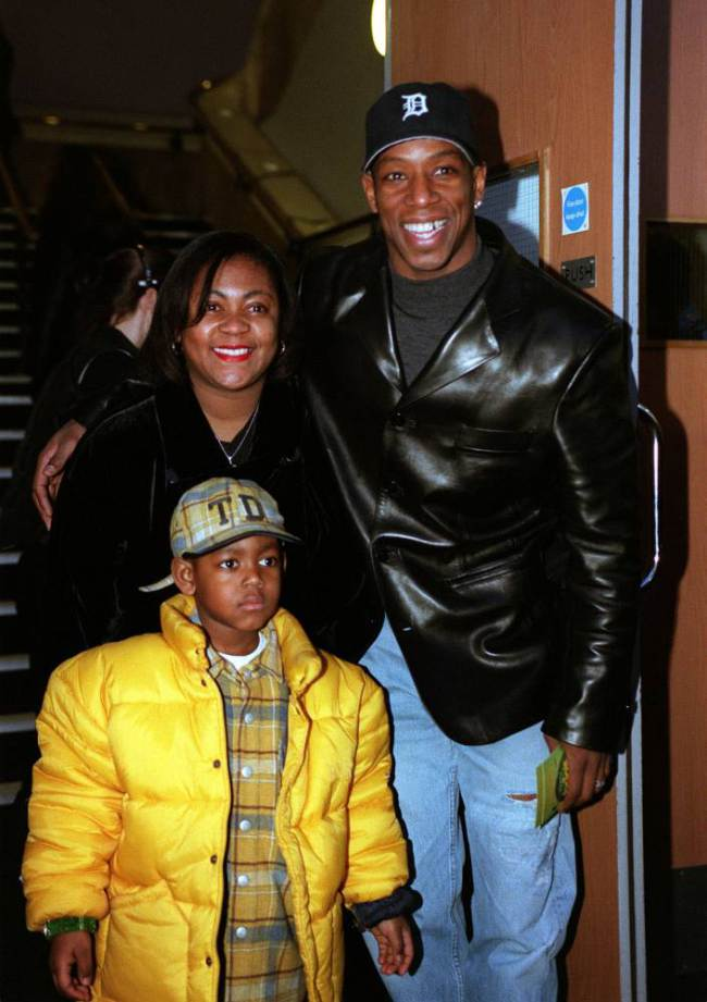 ad 138238603 Ian Wright Flies Home After Family Is Held At Knifepoint