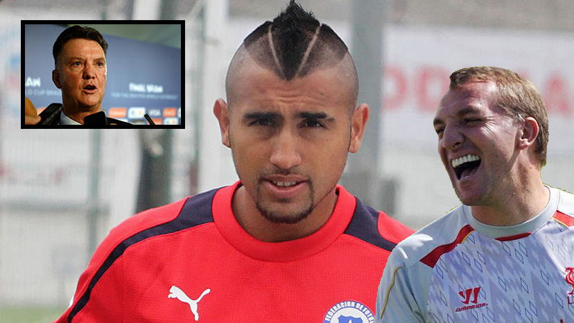 127 Liverpool Are About To Hijack Man Utds Vidal Move