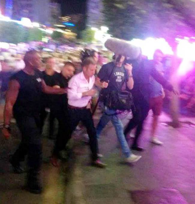 ad 140653716 Jeremy Kyle Pepper Sprayed By Bouncer In Magaluf