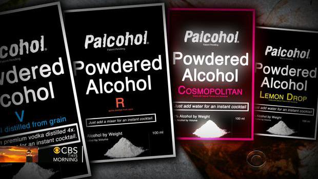 Powdered Alcohol That You Can Snort, Coming To The UK palcohol