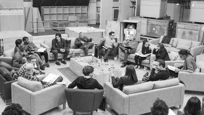 star wars episode 7 cast announce Star Wars Episode VII Plot Leaked Online