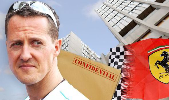 schumacher25jun14 484495 Man Suspected Of Stealing Schumacher Medical Records Found Dead In Prison Cell