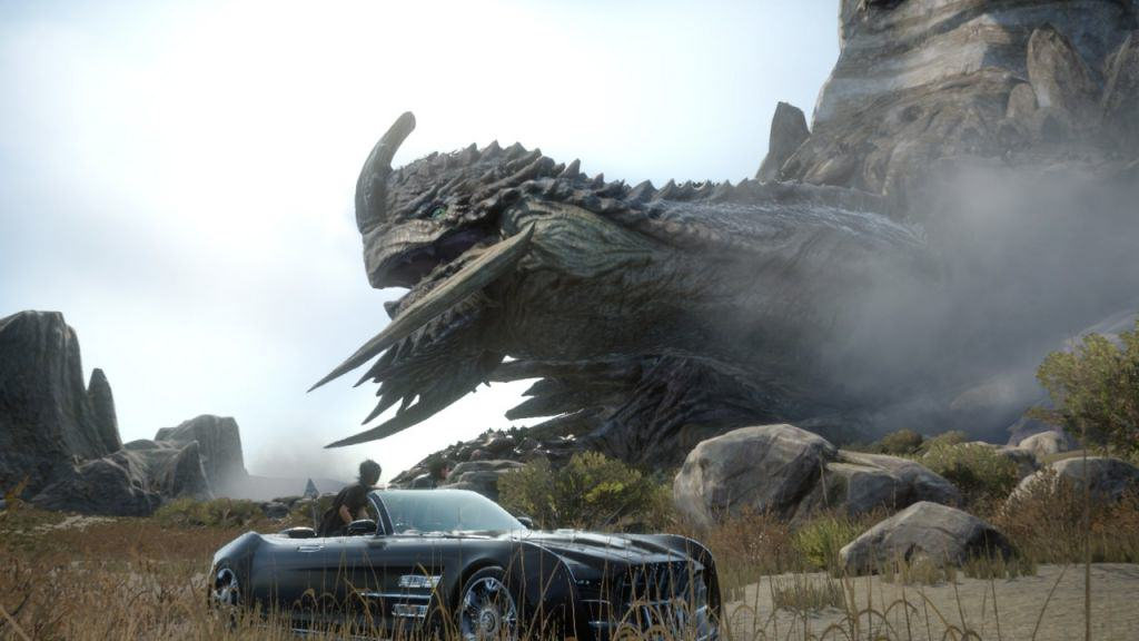 The New Final Fantasy XV Trailer Looks Insane Final Fantasy XV TGS 2014 1 1280x720