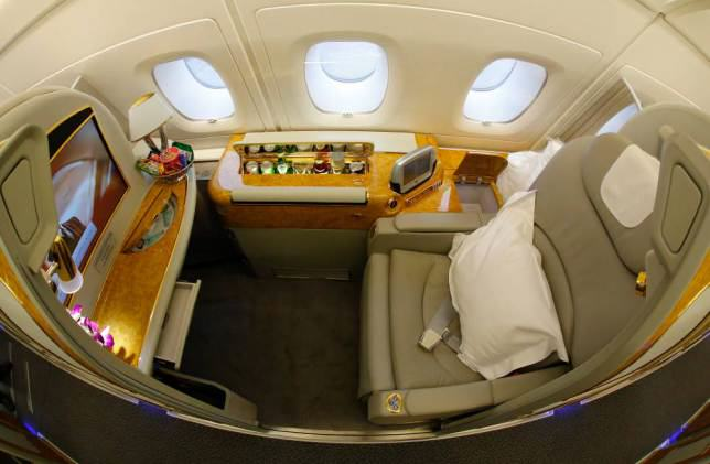 ad 147080125 Onboard Airliners With Insane First Class Cabins