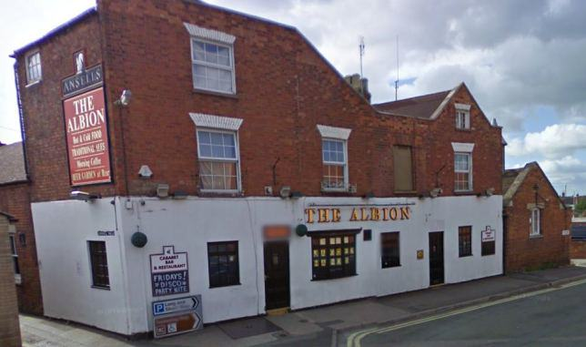 albion pubv Bouncer Kicked Drunk Man So Hard He Lost A Testicle