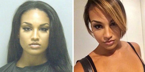 mugshot 1 elite daily This Woman Might Just Have The Hottest Mugshot Of 2014