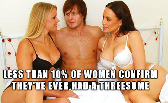 threesome 1 13 Facts You Need To Know About Threesomes