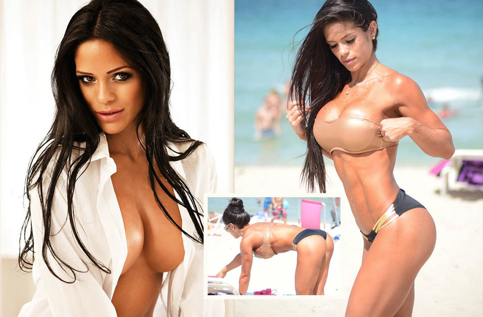 11 Michelle Lewin Might Just Have The Best Body Of 2014