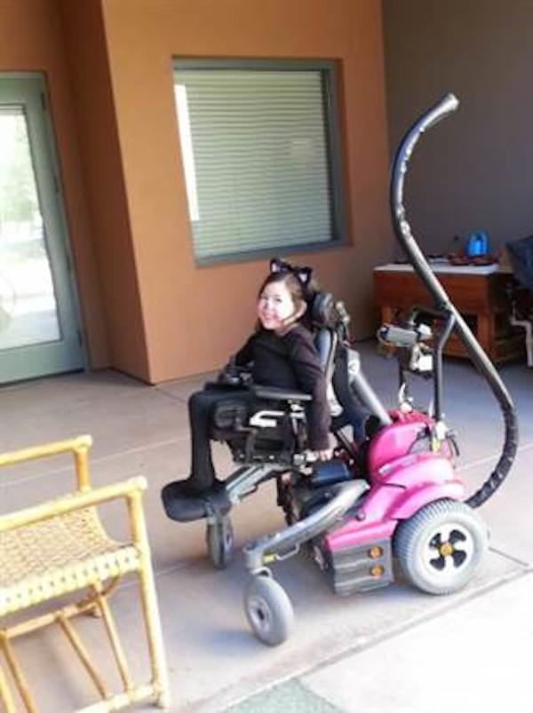 Lauren Byrd 1 Parents Make Amazing Halloween Costumes For Their Disabled Kids