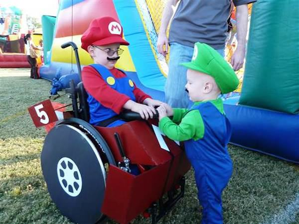 McLelland 1 Parents Make Amazing Halloween Costumes For Their Disabled Kids