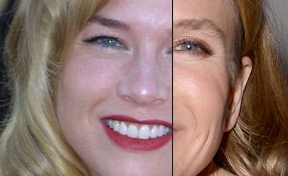 Screen shot 2014 10 21 at 22.22.54 Renee Zellweger Is Now Unrecognisable, For Some Reason