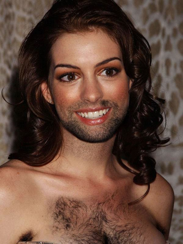 enhanced buzz 30360 1334228044 11 600x800 Nine Usually Hot Female Celebrities With Beards