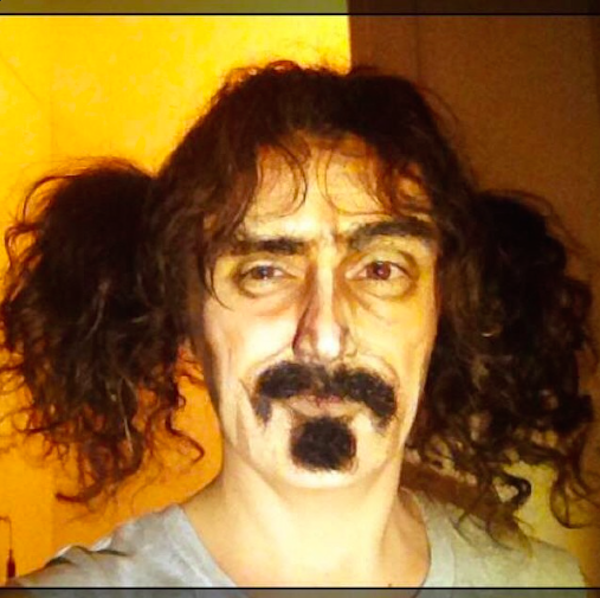 frankzappa This Makeup Artists Transformations Are Unreal
