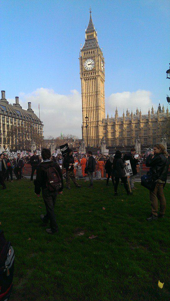 10805572 10205287522256270 1683832334076264706 n1 We Spoke To A Student Activist Who Was At The London Protests Yesterday