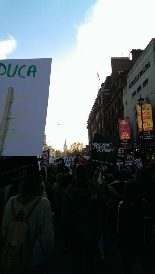 1380463 10205287521936262 7579486397086038389 n We Spoke To A Student Activist Who Was At The London Protests Yesterday