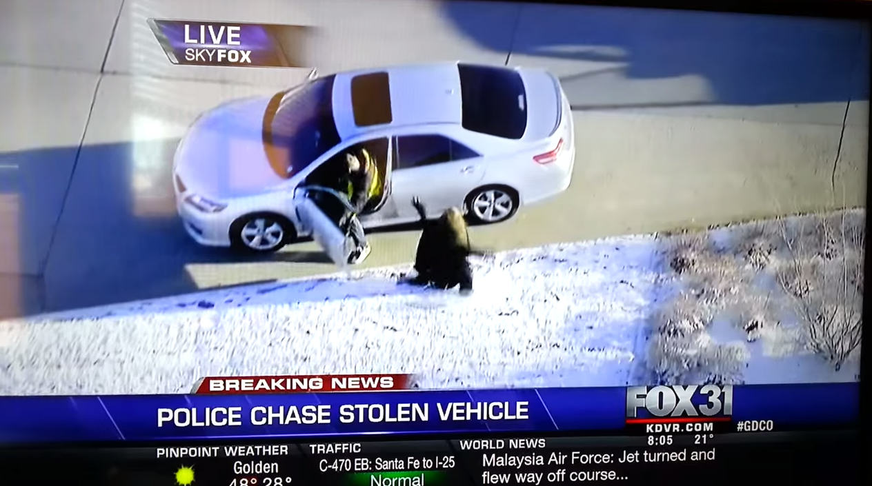 227 Possibly The Greatest Real Life GTA Chase Of All Time