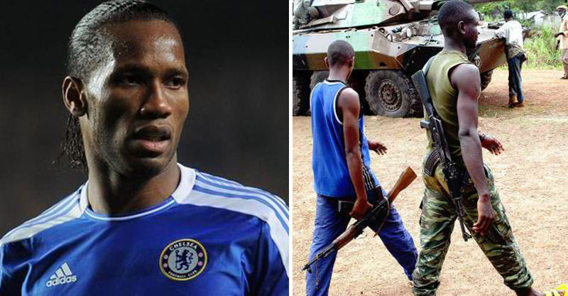 292 Didier Drogba Ended A War And Brought Peace To The Ivory Coast