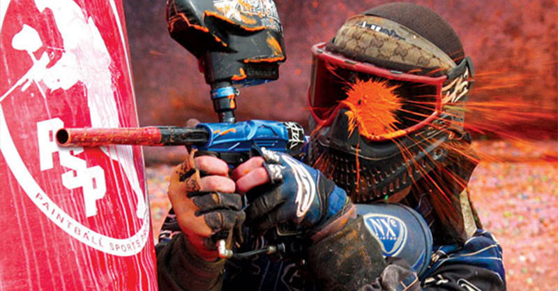 Paintball Company Offering £40,000 Job As Human Paintball Tester 295