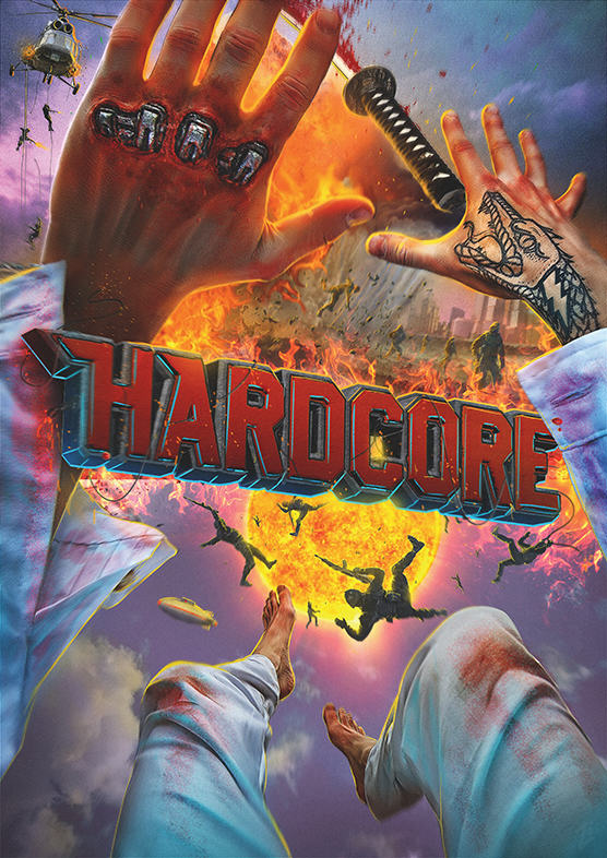 Hardcore 1 The First Point Of View Action Film Ever Made