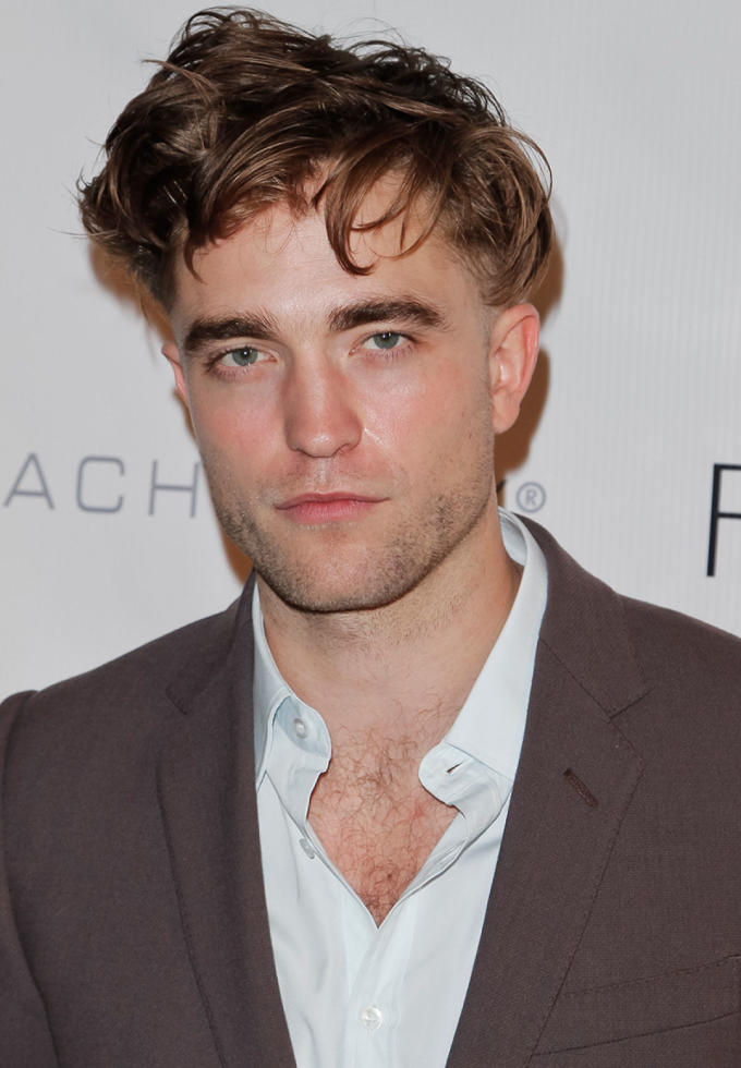 R Patts 1 Robert Pattinson Just Got A Shit Haircut