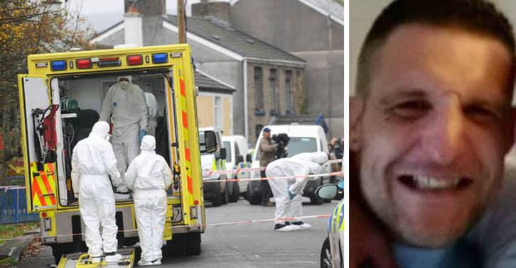 Zombie web Welsh Police Kill Man Found Eating Womans Face