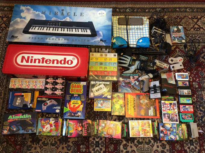 dhrkkiiwizlf69awhebu This Guy Is Selling Every Single Original Nintendo Game Ever Made