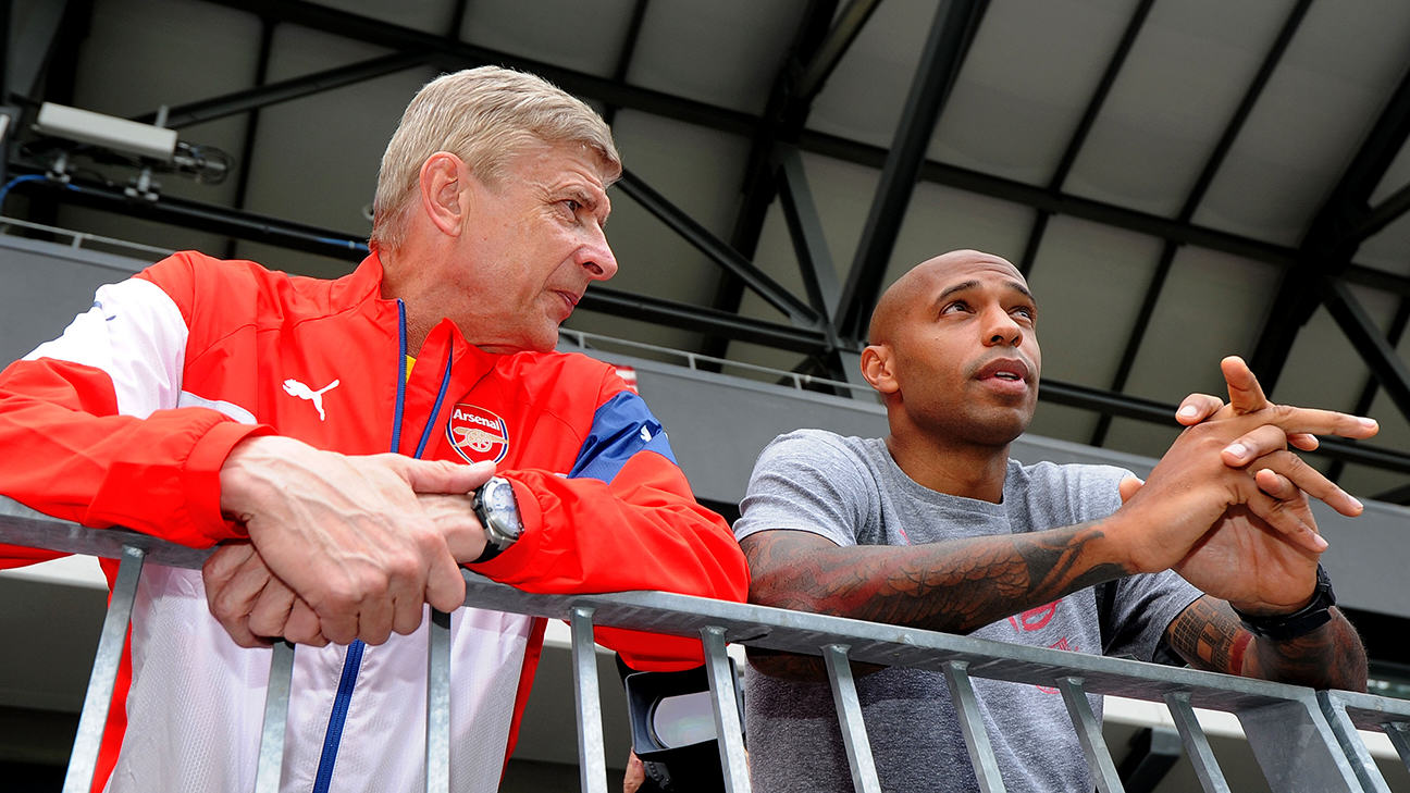 Thierry Henry Wants To Return To Arsenal  henry 3
