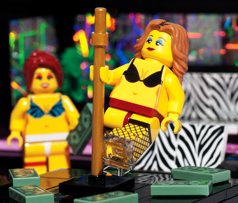 lego 2 Christmas Present Sorted, You Can Now Buy Lego Strip Clubs