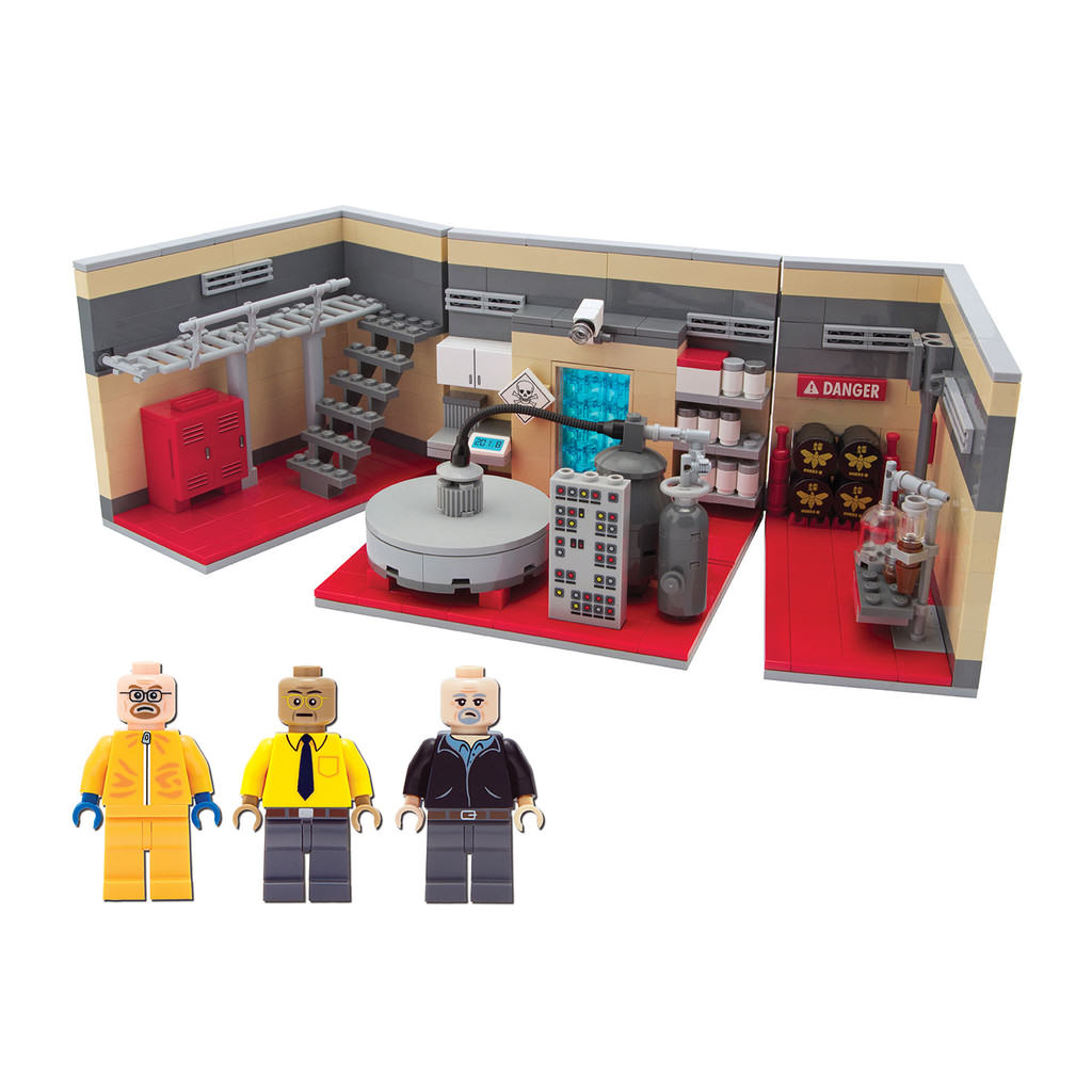 lego 6 Christmas Present Sorted, You Can Now Buy Lego Strip Clubs