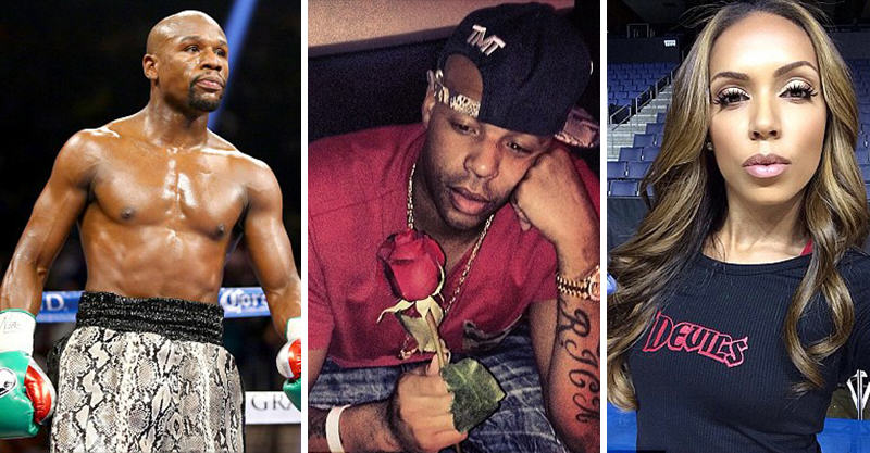 158 Floyd Mayweather Witnesses Friend Kill Wife Then Himself Over FaceTime
