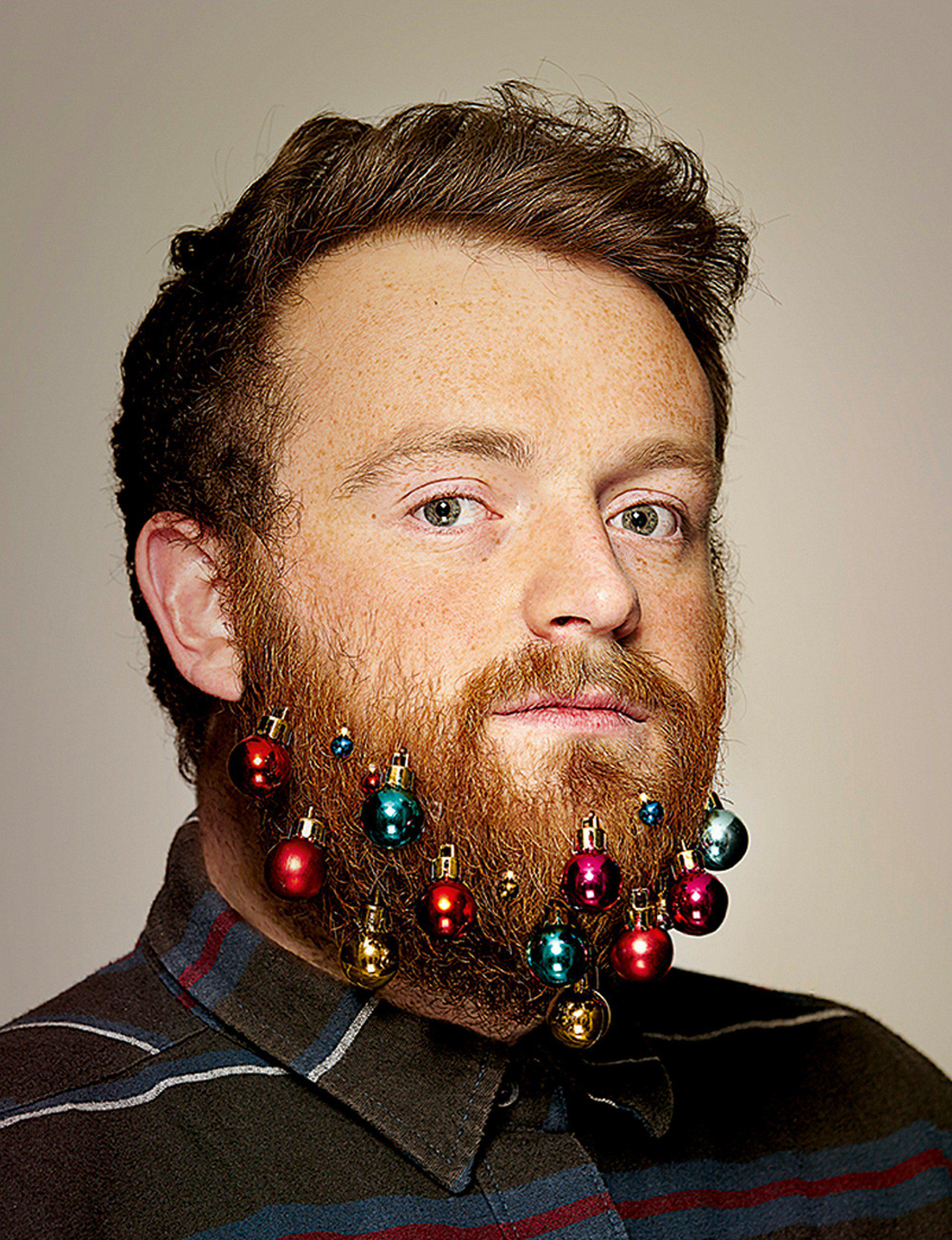 Beard Baubles Are The Latest Fashion Accessory For Hipsters This Christmas