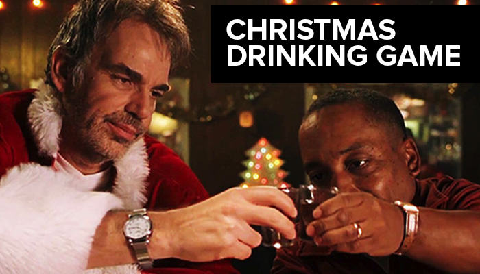 The UNILAD Christmas Drinking Game  2014 drinking1