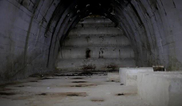 nazi2 Nazi Weapons Bunker Is Discovered Untouched Since WW2
