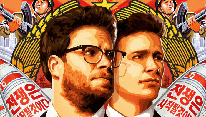seth web thumb Seth Rogen And James Francos New Film Is Getting Terrorist Threats
