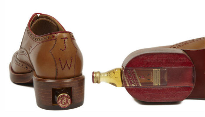 walker web thumb Now You Can Buy Shoes To Hide Your Whisky