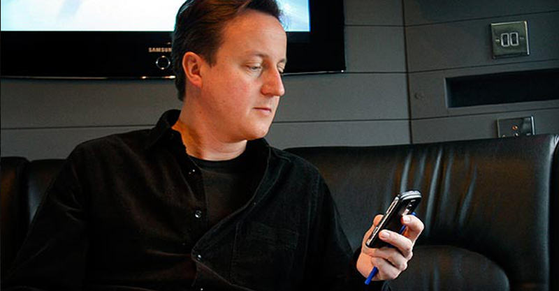 162 Hoaxer High On Cocaine Gets Through To David Camerons Phone