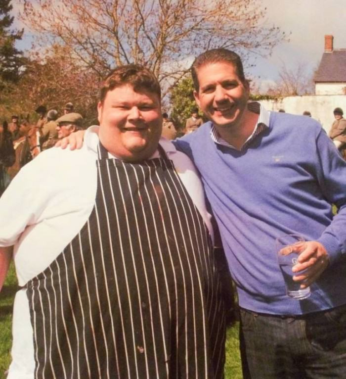 ad 158145614 e1422582605701 Lad Loses 21 Stone Because His Mate Called Him Fat Every Day