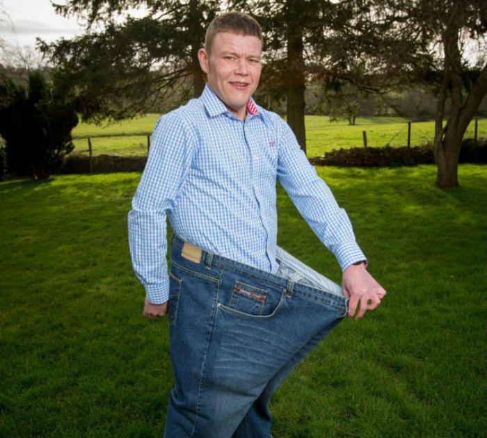 ad 158165383 e1422467116589 Lad Loses 21 Stone Because His Mate Called Him Fat Every Day