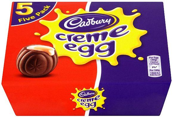 creme eggs Creme Egg Multi Packs Now Only Have 5 Creme Eggs Instead Of 6