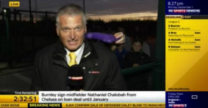 Fans Now Banned From Being On Sky Sports On Transfer Deadline Day dildo e1422379469815