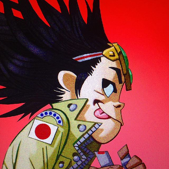 10919573 699425490156606 932624084 n The Gorillaz Are Back! New Instagram Artwork Confirms Return