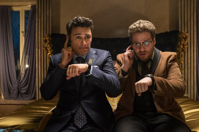 1400x931213 e1419446920980 Mass Amounts Of The Interview DVD To Be Dropped Over North Korea