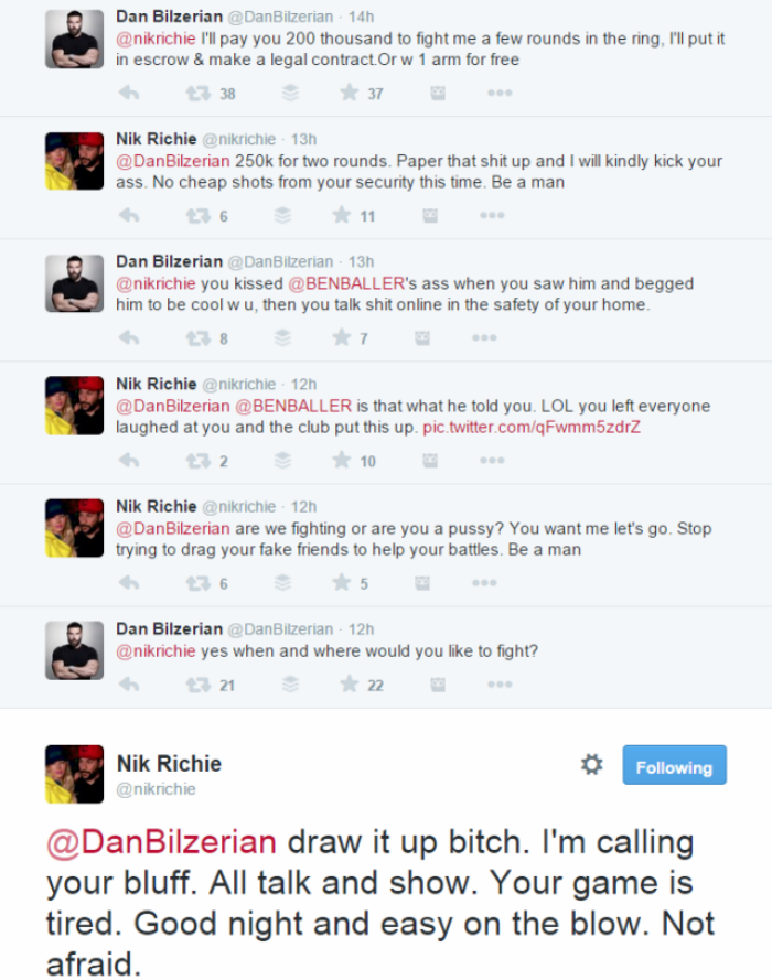 2015 02 07 1514 Dan Bilzerian Is Going To Fight A Blogger for $250,000